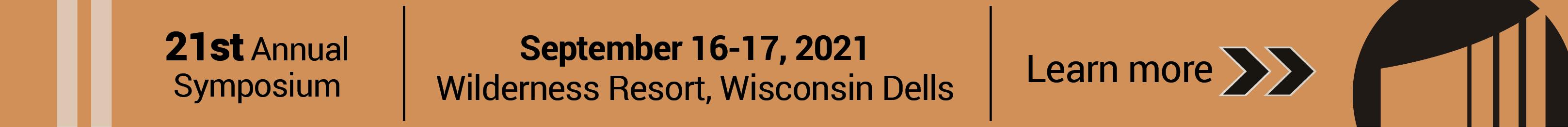 20th Annual Symposium